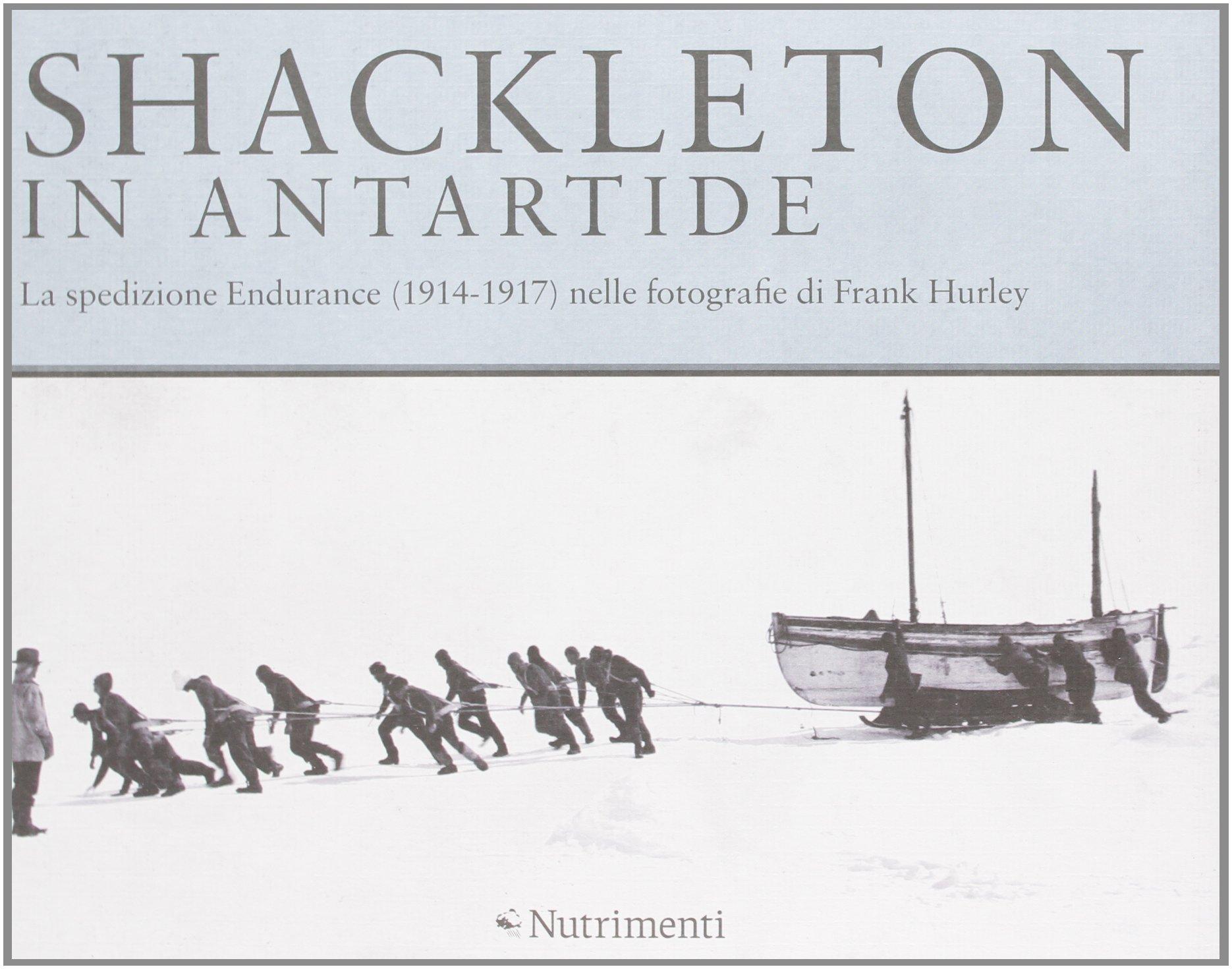 Libri per un viaggio in Antartide