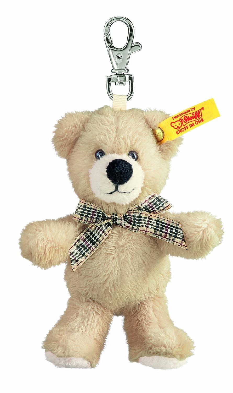 Steiff 112300 - Llavero de peluche (11 cm), diseño de oso ...