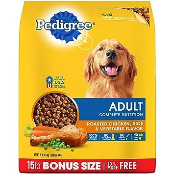 Amazon Pedigree Complete Nutrition Adult Dry Dog Food Roasted