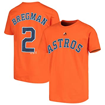 new products 73229 ffffc Amazon.com : Outerstuff Alex Bregman Houston Astros #2 ...