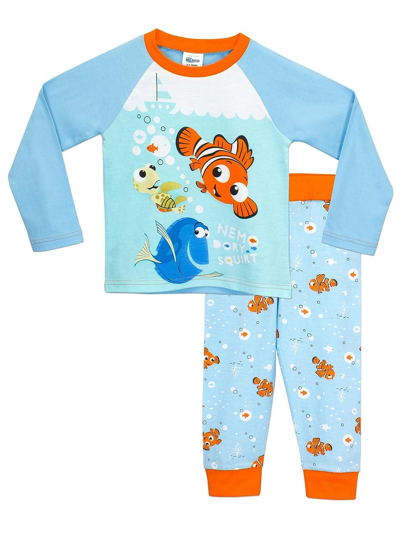 Buscando a Nemo - Pijama para Niños - Disney Finding Nemo - 4 - 5 Años: Amazon.es: Ropa y accesorios