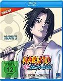 Naruto Shippuden, Staffel 2: Die Suche nach Sasuke (Episoden 253-273, uncut) [Blu-ray]