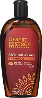 product image for Desert Essence Anti-Breakage Shampoo - 10 Fl Oz - Maxi Hair Plus Biotin - Promotes Breakage Reduction - Provitamin B5 - Saw Palmetto - Essential Enriched Vitamins - Salon Professional Formula