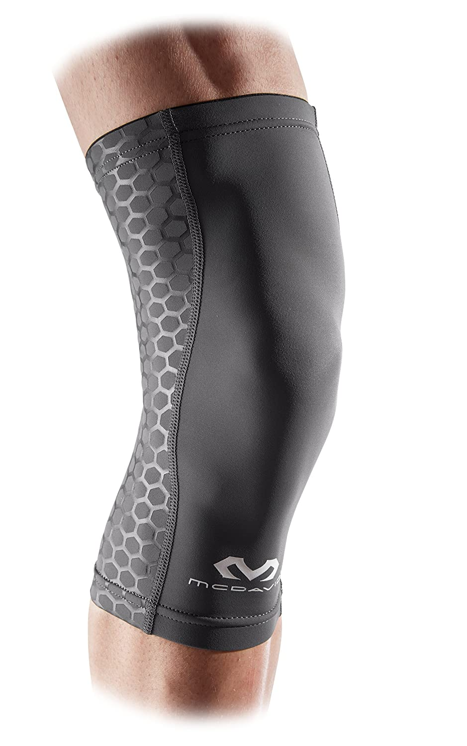 McDavid Active Comfort Compression Knee Sleeve for Support and Pain Relief While Active