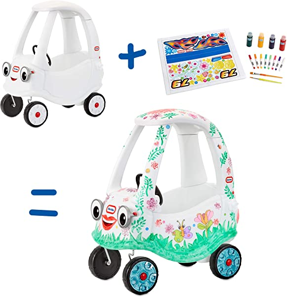 Little Tikes D.I.Y. Cozy Coupe Craft Kit