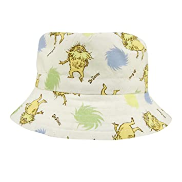 Red Fish Seuss Bucket Hat Two Fish Trend Lab Dr Blue Fish 2T
