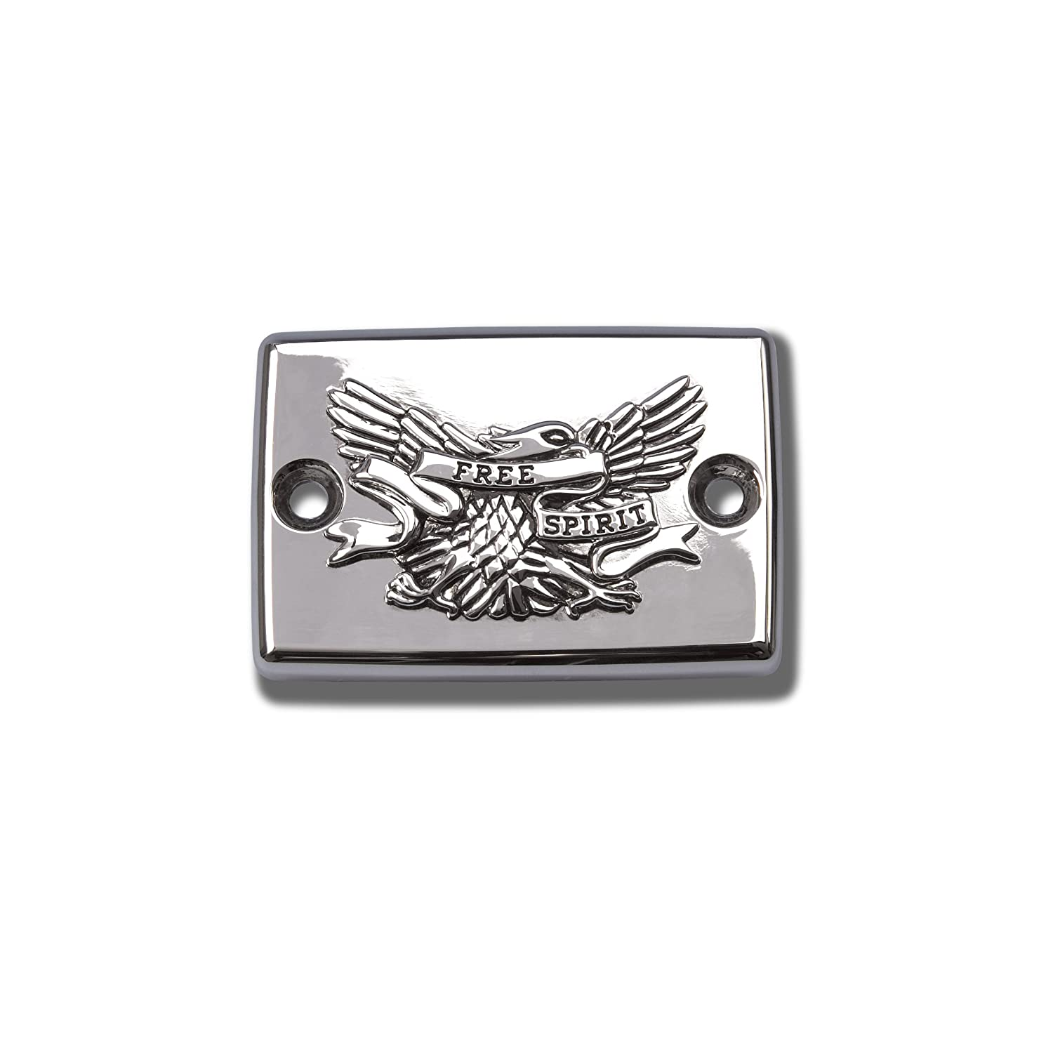 Show Chrome Accessories (71-114) Chrome Master Cylinder Cover