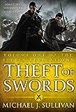 Theft of Swords (Riyria Revelations Book 1) (English Edition)