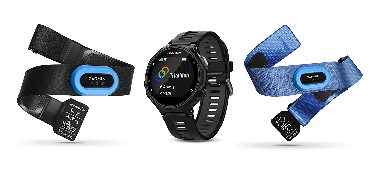 Garmin Montre Forerunner 735 XT – Tri Bundle