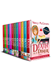 A Murder In Milburn, The Complete Series: 12 Book Box Set With 12 Delicious Recipes (English Edition)