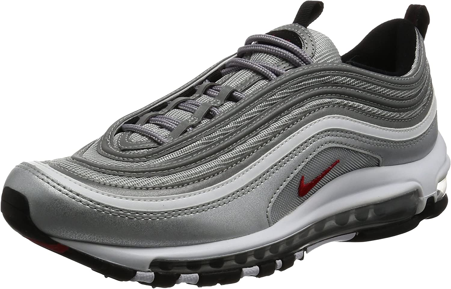 Experimentar grueso consola  Nike AIR MAX 97 OG QS 'Silver Bullet 2017 US Release': Amazon.ca: Shoes &  Handbags