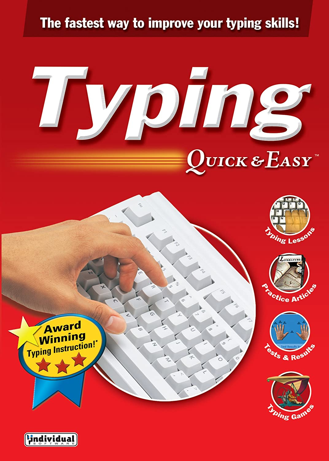 B07VZKZF57 Typing Quick & Easy [PC Download] 81exGVL4jbL