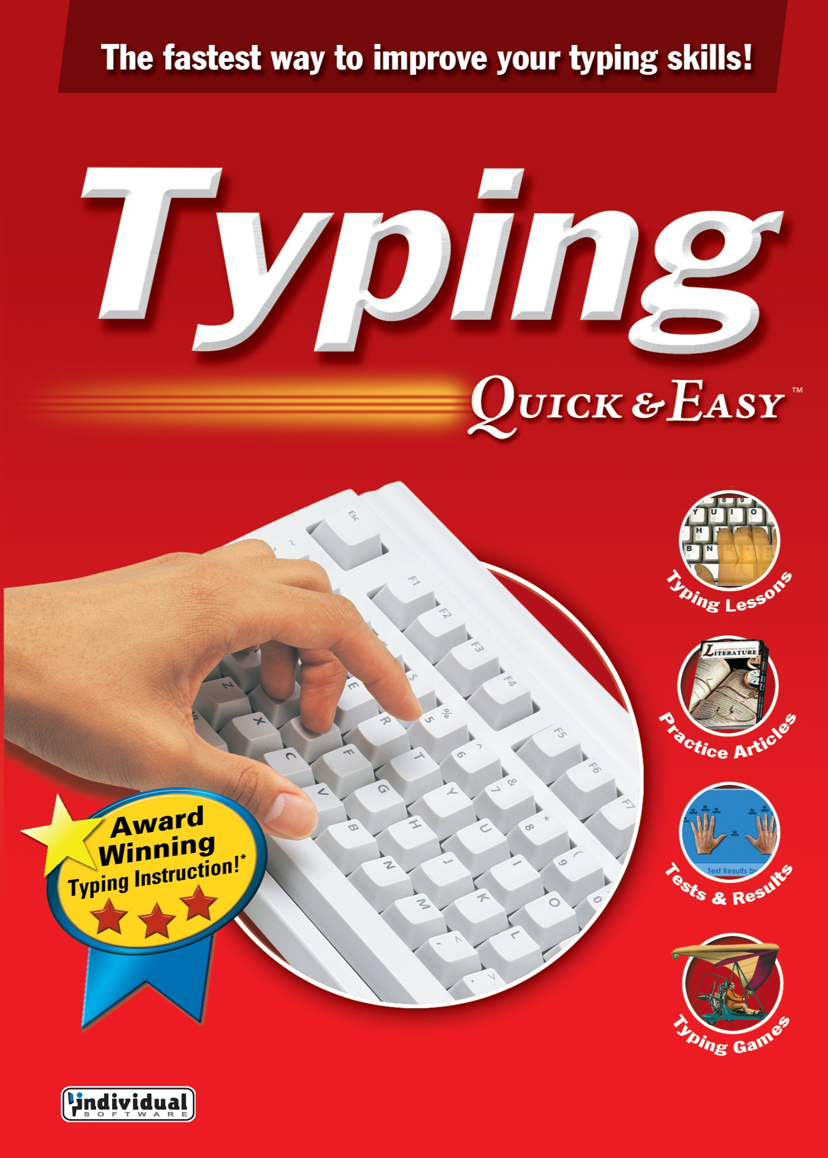 Typing Quick & Easy [PC Download] by Individual Software