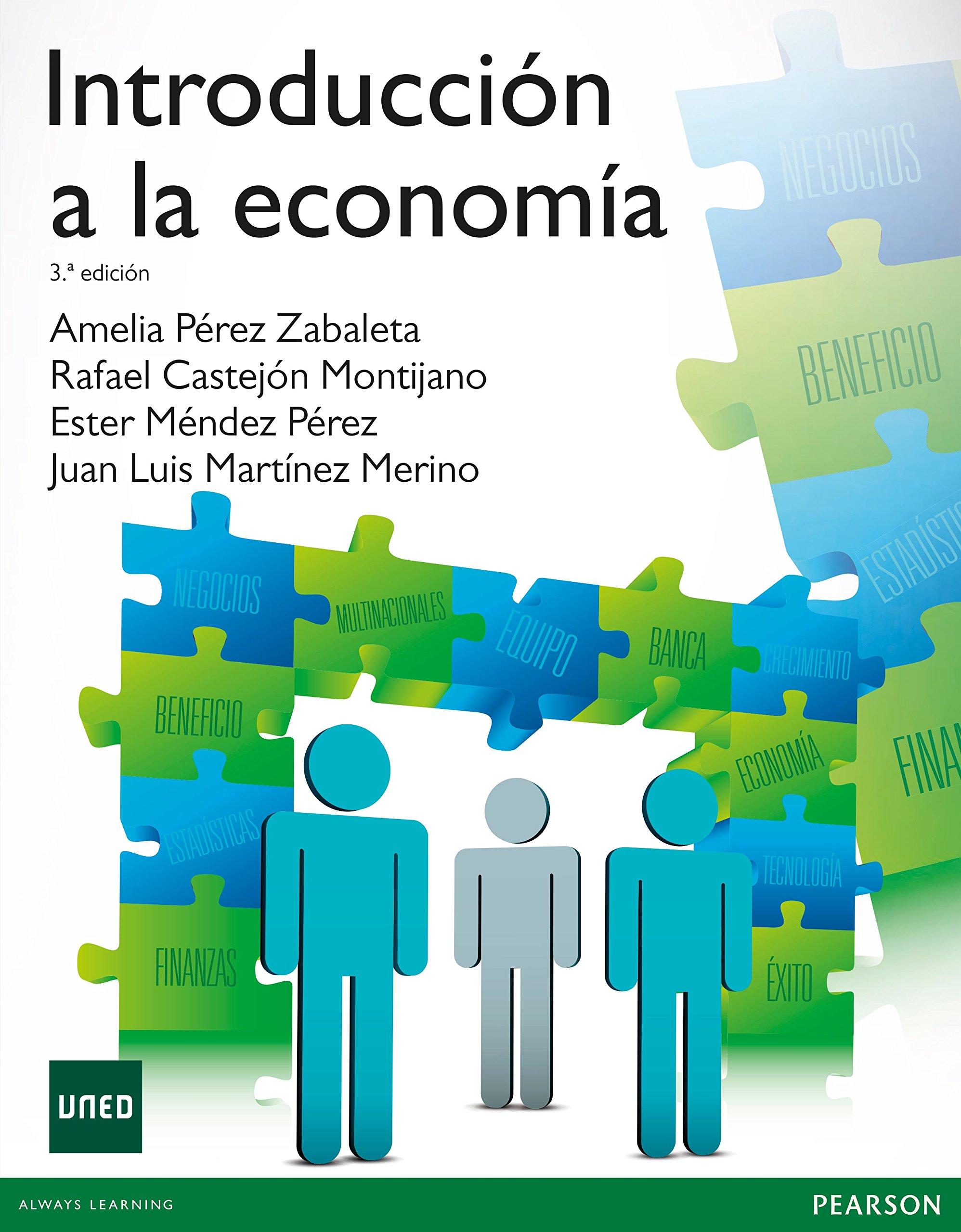 INTRODUCCIÓN A LA ECONOMÍA: Amazon.es: Castejón Montijano, Rafael ...