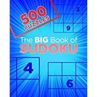 The Big Book Of Sudoku (Big Book of 500 Puzzles)