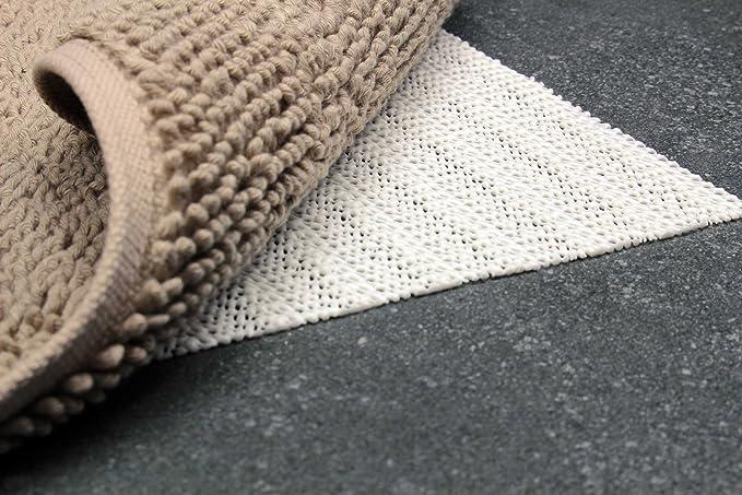 Teppich Fußbodenheizung Geeignet ~ Premium antirutschmatte teppich unterlage struktur ✓ zuschneidbar