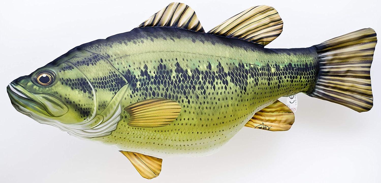 Cuscino Pesce Persico Trota