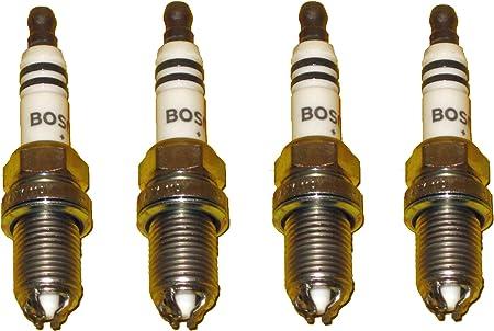 BMW X3 Bosch Spark Plugs FGR7DQP 4417 Set of 6