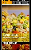 Leckere RezepteJapanisch - Koreanisch - Indisch