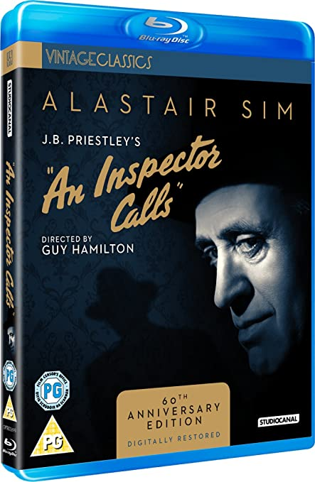 Image result for an inspector calls 1954 blu ray