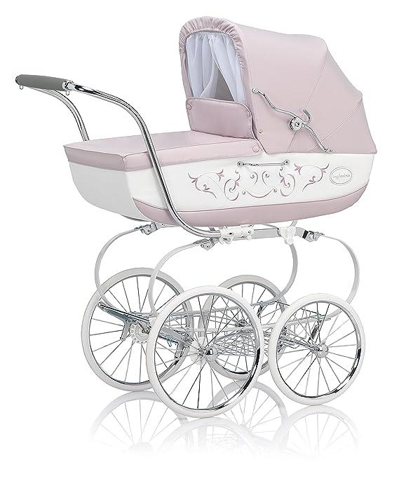 INGLESINA ab05e 0btl Classica cochecito bañera Incluye Bolso cambiador para los amantes del diseño, retro style, dormir perfecto para el bebé Gracias a un ...