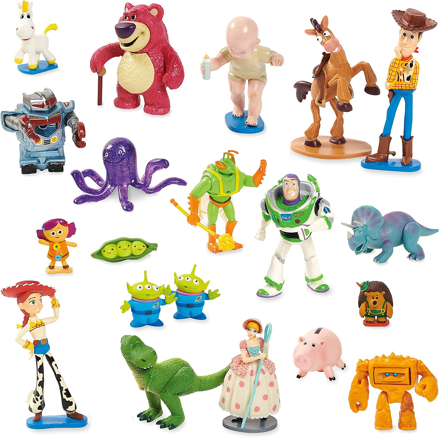 Disney Toy Story Stretch Deluxe Figure