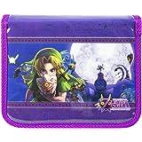 Sacoche universelle The Legend of Zelda Majora's Mask 3D pour console portable Nintendo 3DS, 3DS XL, New 3DS, 2DS...