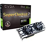 Evga - Scheda grafica GeForce GTX 1070 SC Gaming ACX 3.0, 08G-P4-6173-KR Black, White Real Boost Clock: 1784 MHz