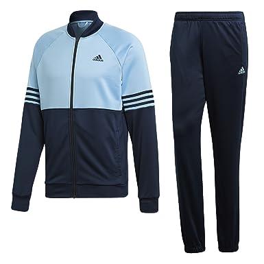 adidas MTS PES Cosy Chándal, Hombre, Azul (azucen/Maruni), 168S ...
