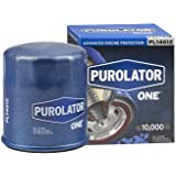 Purolator PL14612 PurolatorONE Oil Filter single filter Blue