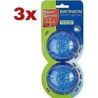 Kit 3X Bayer Garden Baythion Trampa Antihormigas En