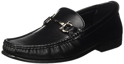 Hombre Casual Mocasines Inteligentes Vestido Deslizarse Conducción Zapatos De Diseño con Tacón Mocasin Estilo Nuevo Tallas - hombre, Negro, ...