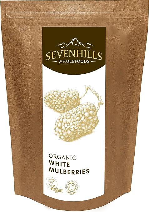 6 opinioni per Sevenhills Wholefoods Gelsi Bianchi Bio 500g