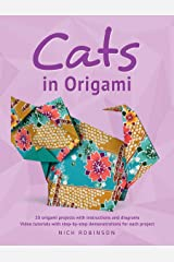 Cats in Origami Kindle Edition