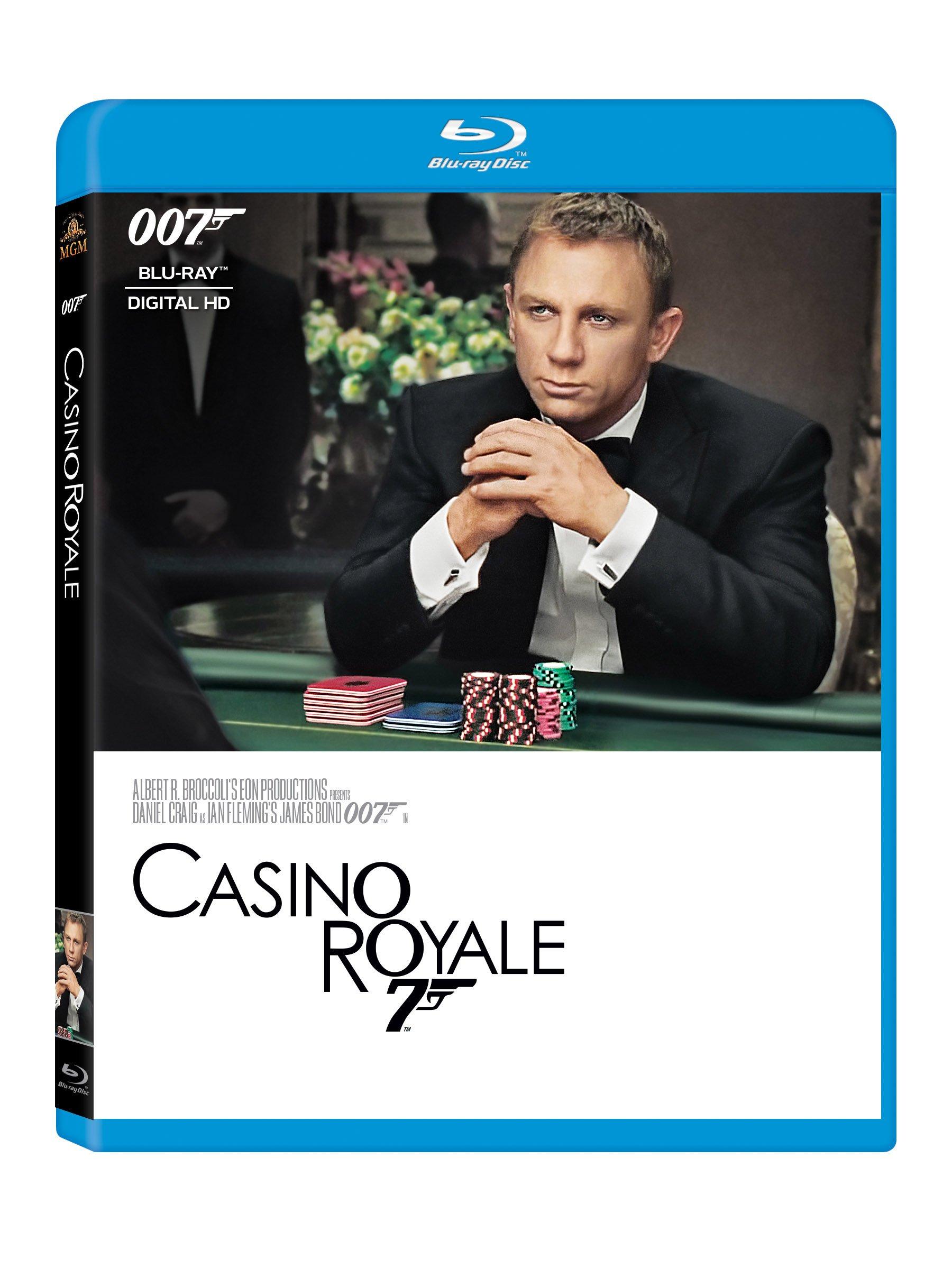 Blu-ray : Casino Royale (Widescreen)