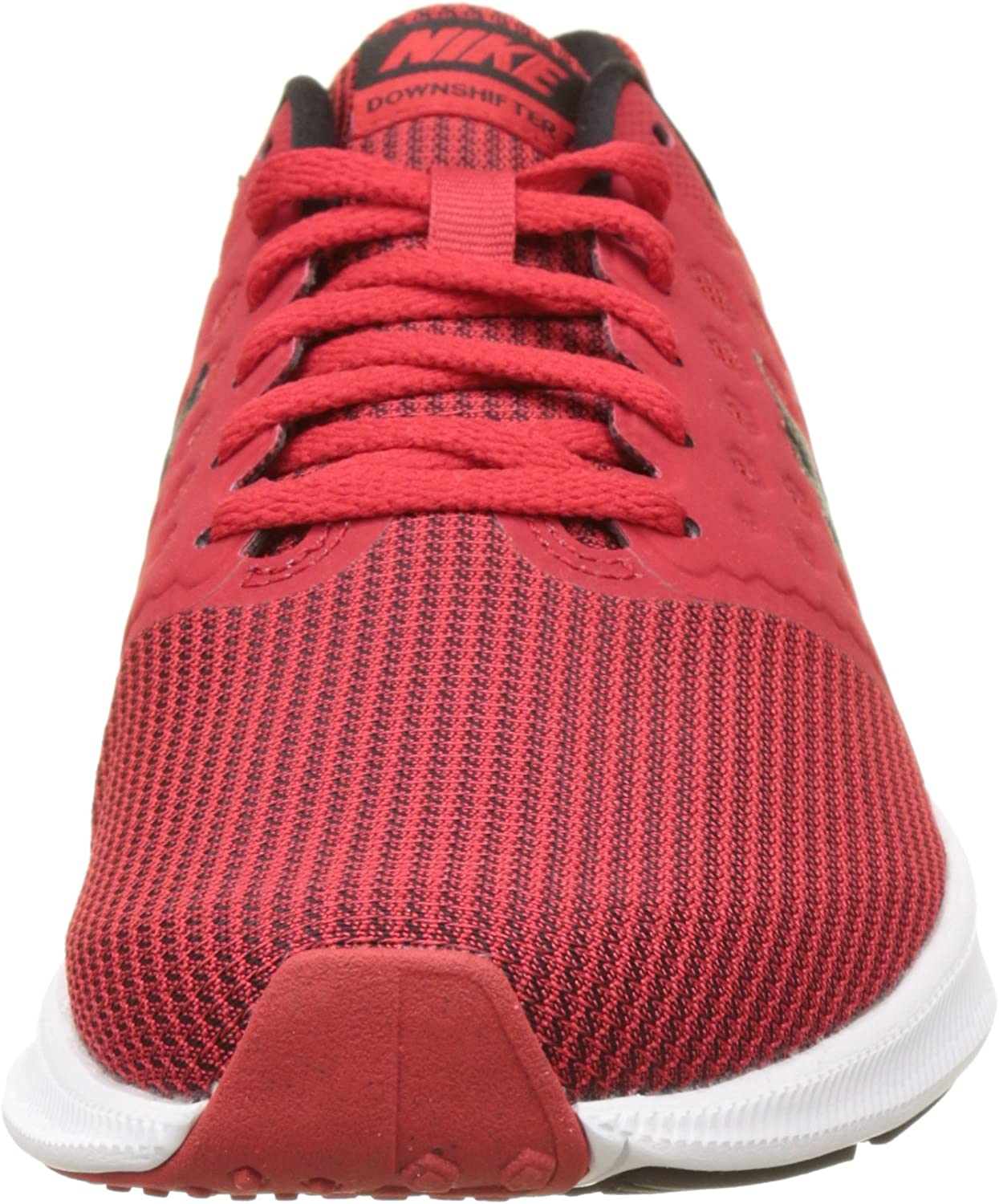 Nike Downshifter 7, Chaussures de Running Homme Rouge Universal Red Black White