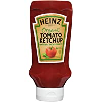 Heinz Organic Tomato Ketchup, 500ml
