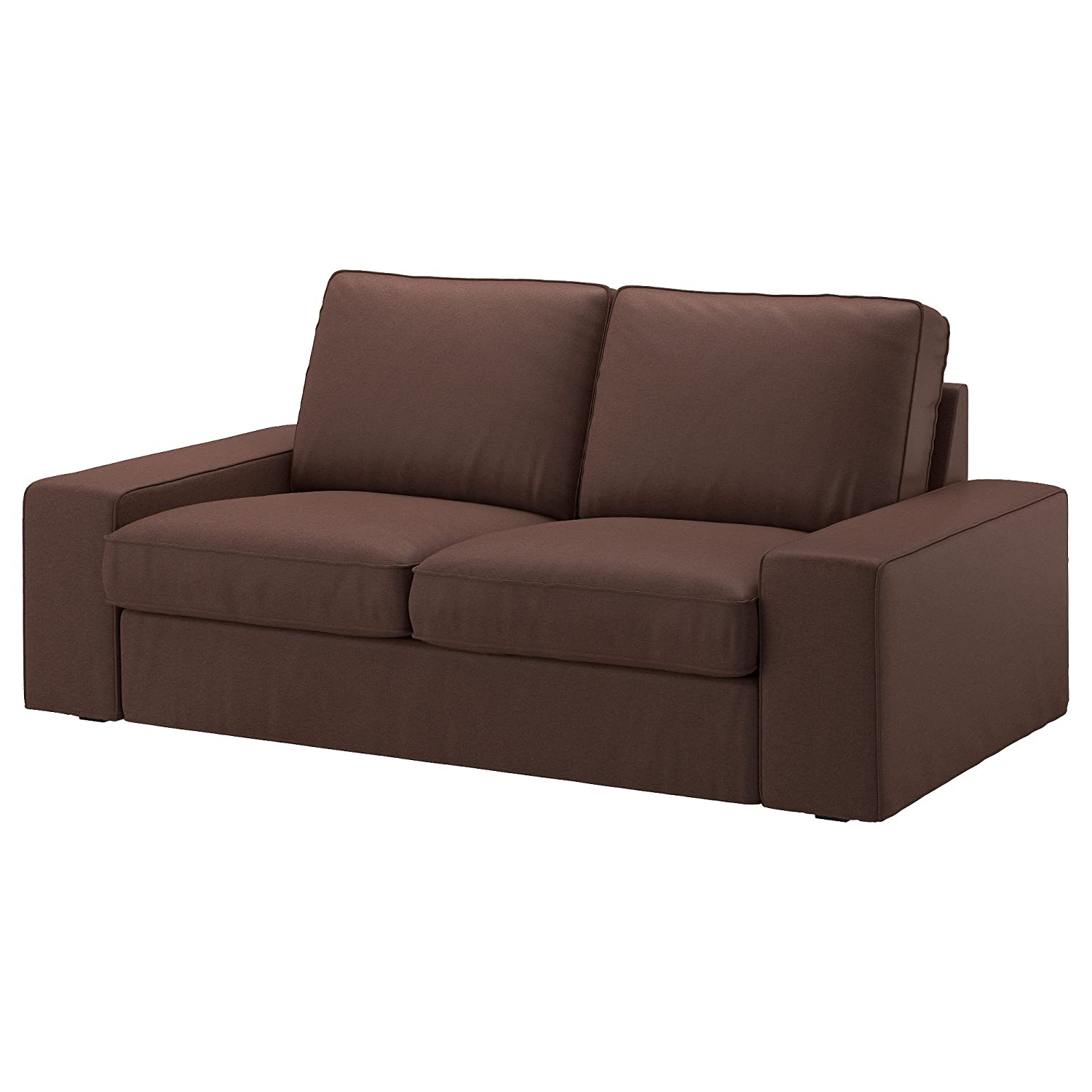 Amazon.com: IKEA Genuine Slipcover for Kivik Sofa, Loveseat and with ...