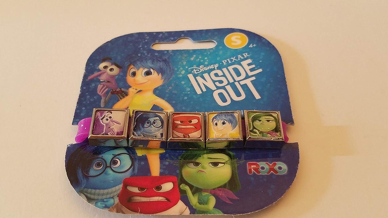 Amazon com : Disney Pixar Inside Out Charm Bracelet with all