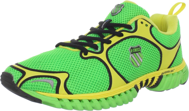 K-SWISS Kwicky Blade Light N Zapatilla de Running Caballero, Lima, 50: Amazon.es: Zapatos y complementos