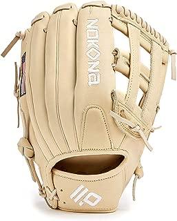 product image for Nokona AmericanKip Blonde 12.75 Inch A-1275H-BL Baseball Glove