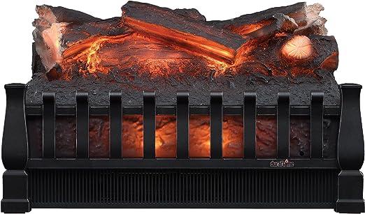 Amazon Com Duraflame Dfi021aru Electric Log Set Heater With
