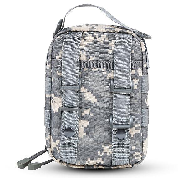 Amazon.com: oulylan pequeño Molle militar bolso médico ...