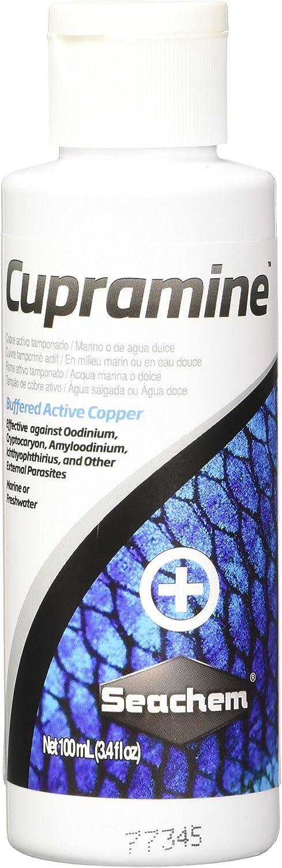 Seachem Cupramine Copper 100ml