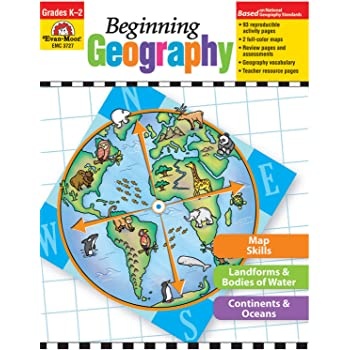 Evan-Moor Geography Books Review