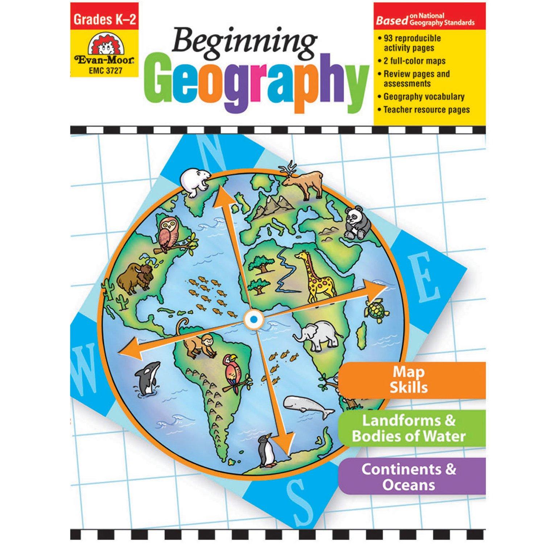 Amazon | Beginning Geography: Grades K-2 (Beginning