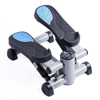 amazon com efitment fitness stepper step machine for fitnessamazon com efitment fitness stepper step machine for fitness \u0026 exercise s021 sports \u0026 outdoors