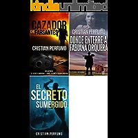 La trilogía de la Patagonia: Tres novelas de misterio que han cautivado a miles de lectores