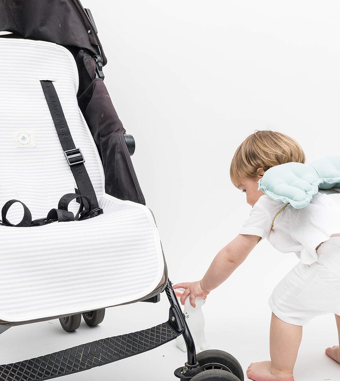 Fodera universale per passeggino in morbido cotone traspirante per passeggini BEECOZIE