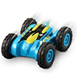 """Force1 Mini RC Cars for Kids - """"Strongarm"""" Mini RC Car w/ Fast RC Car Rubber Tires and LED Lights for RC Cars for Adults and Kids (Color May Vary)"""
